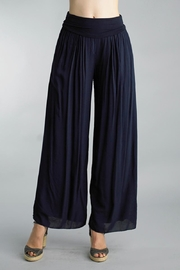 Tempo Paris Lined Palazzo Pants - Product Mini Image