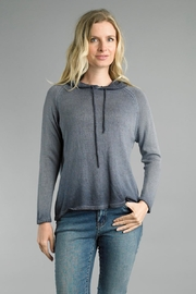 Tempo Paris Ombre Hoodie Sweater - Front cropped