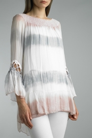 Tempo Paris Ombre Layer Tunic - Product Mini Image