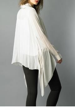 Shoptiques Product: Sheer Cardigan