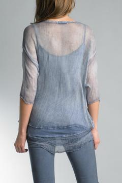 Shoptiques Product: Silk Tunic Top