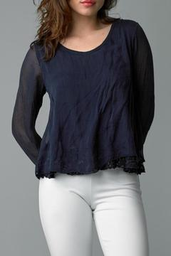Shoptiques Product: Silky Layered Blouse