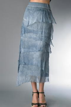 Shoptiques Product: Tiered Maxi Skirt