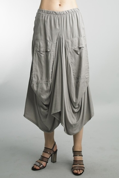 Shoptiques Product: Tencel Bubble Skirt