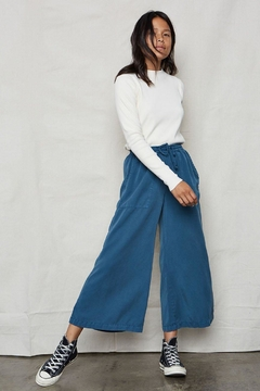 Back Beat Rags Tencel Easy Pants - Product List Image