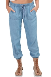 Elan Tencel Jogger Pants - Product Mini Image