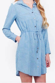 Sugar Lips Tennessee Chambray Dress - Product Mini Image