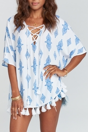 Show Me Your Mumu Tennessee Tassel Tunic - Product Mini Image