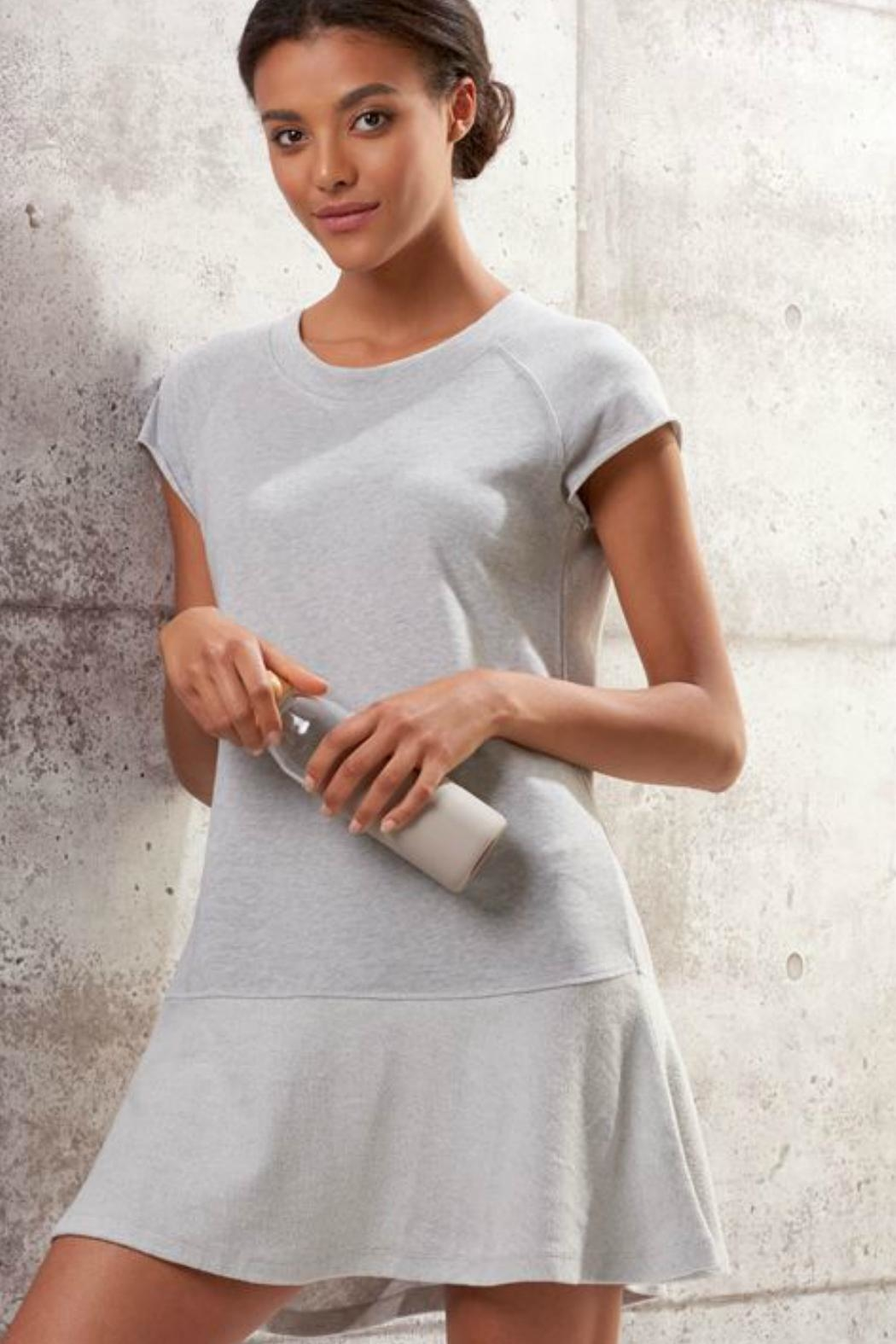 Charlie Paige Tennis Tunic Dress Front Cropped Image