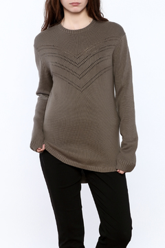 Shoptiques Product: Bungee Cord Sweater