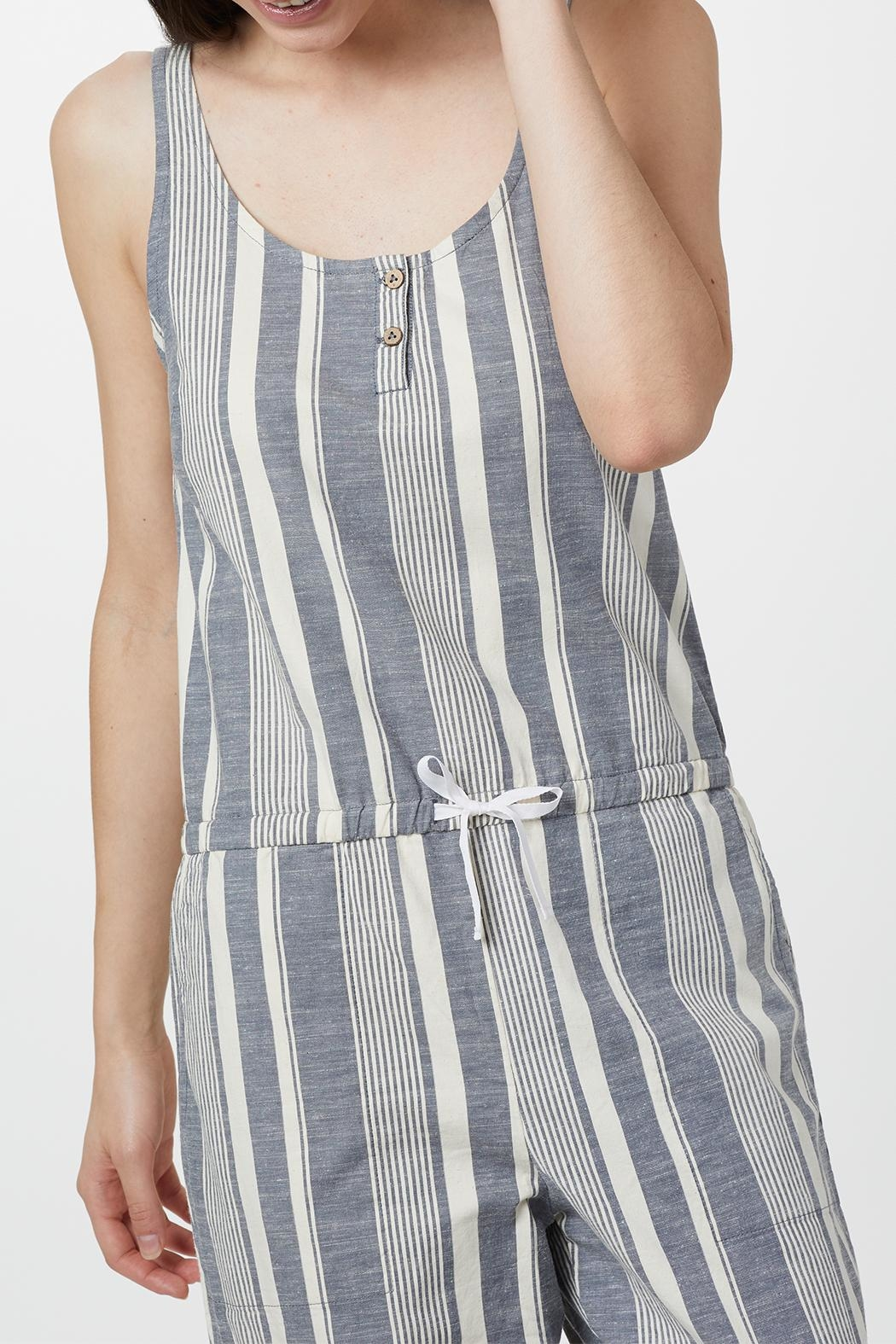 tentree Jericho Jumpsuit - Side Cropped Image