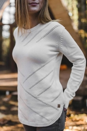 tentree Knit Sweater - Front cropped