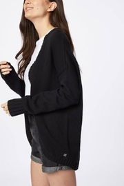 tentree Long Sleeve Cardigan - Product Mini Image