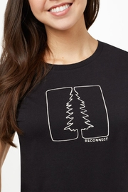 tentree Reconnect Classic T-Shirt - Side cropped