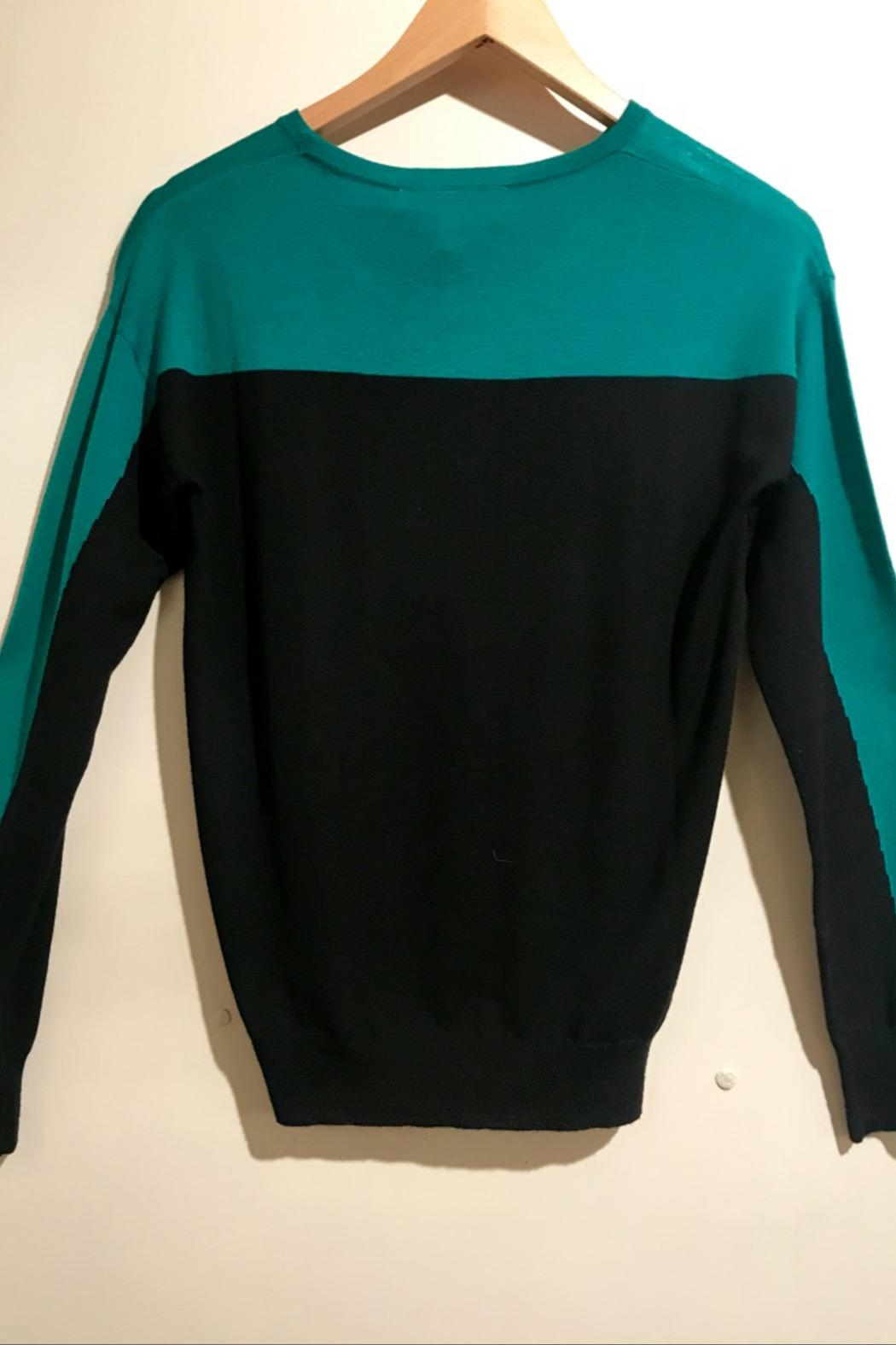 Teoh & Lea Soft Sweater - Side Cropped Image