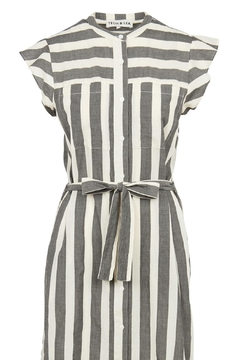 Teoh & Lea Striped Summerdress - Product List Image
