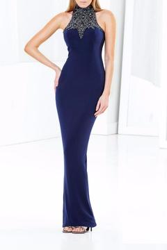 Terani Couture Jersey Evening Dress - Product List Image