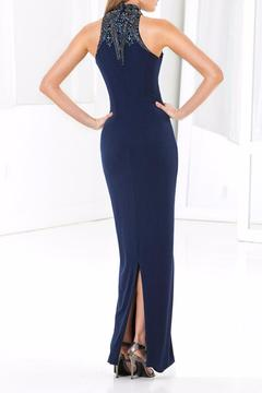 Terani Couture Jersey Evening Dress - Alternate List Image