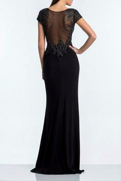 Terani Couture Sleeveless Jersey Gown - Alternate List Image