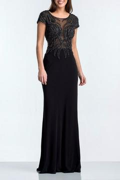 Terani Couture Sleeveless Jersey Gown - Product List Image