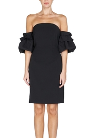 Adelyn Rae Terena Puff Dress - Front cropped