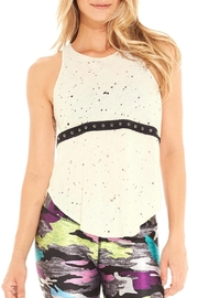 Terez Distressed Grommet Tank - Product Mini Image