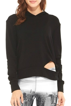 Terez French-Terry Ring Hoodie - Product List Image