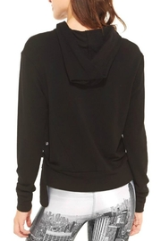 Terez French-Terry Ring Hoodie - Front full body