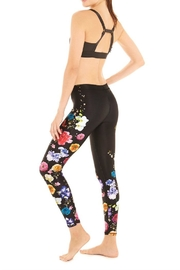 Terez Fresh Floral Leggings - Product Mini Image