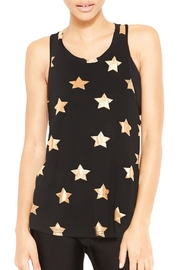 Terez Gold Star Tank - Product Mini Image
