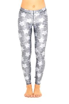 Shoptiques Product: Heather Star Legging
