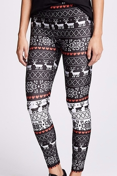 Terez Holiday Leggings - Alternate List Image