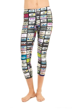 Shoptiques Product: Mixed Tape Capri
