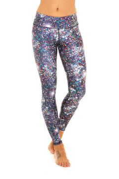 Shoptiques Product: Nite Sparkle Leggings