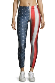 Terez Salute Flag Leggings - Product Mini Image