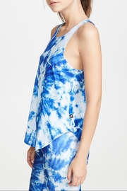 Terez Sky Cloud Racerback - Side cropped