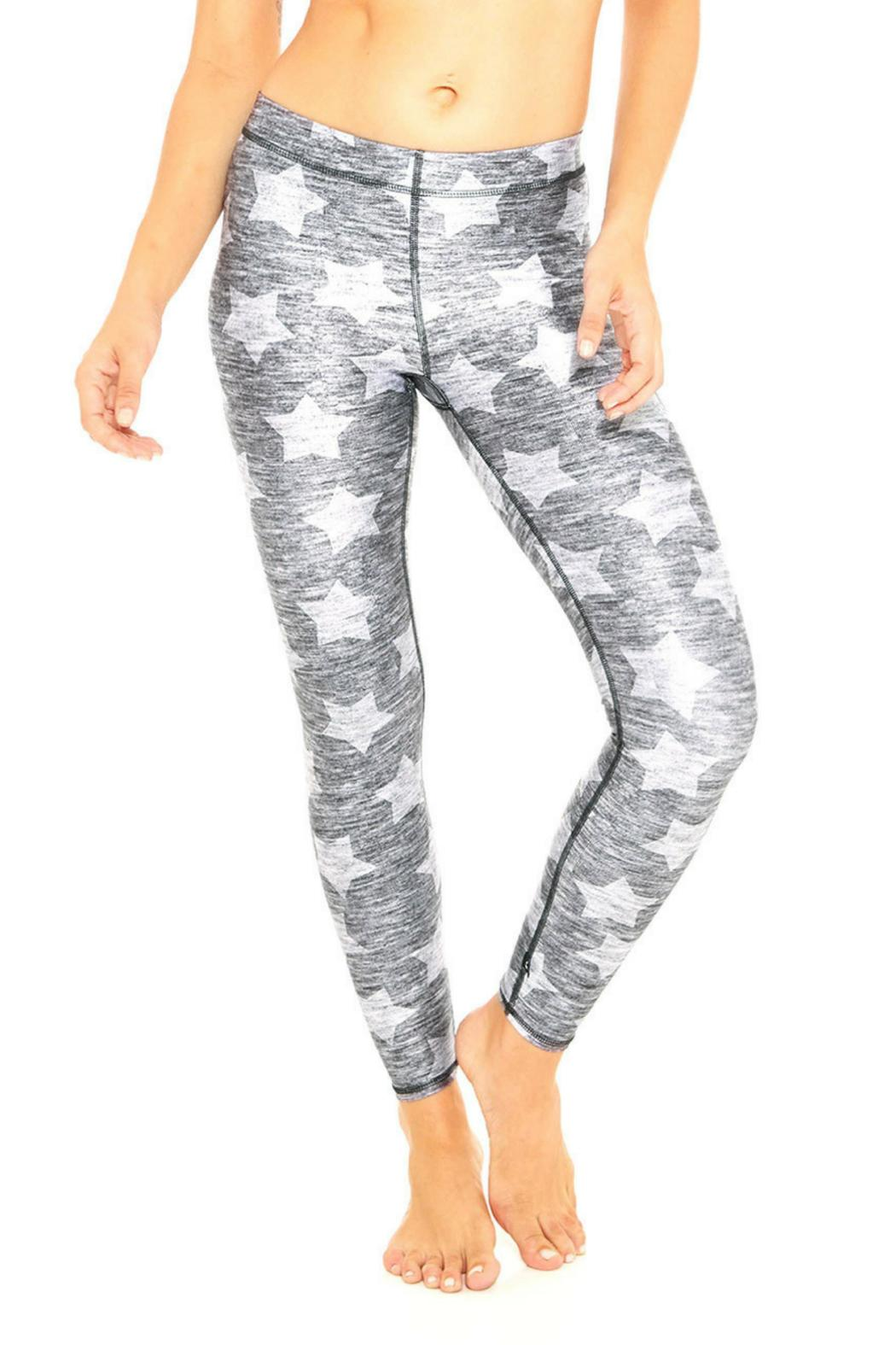 f38c9cb416b65 Terez Star Print Legging from Rhode Island by BarreCoast — Shoptiques