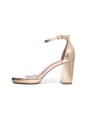Chinese Laundry Teri Metallic Heel - Product Mini Image