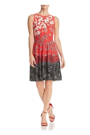 Nic + Zoe Terrace Twirl Dress - Front cropped