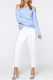 Sanctuary Terrain Crop Pant - Front cropped