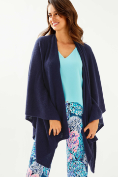 Lilly Pulitzer  Terri Cashmere Wrap - Product List Image