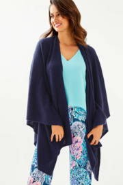 Lilly Pulitzer  Terri Cashmere Wrap - Product Mini Image