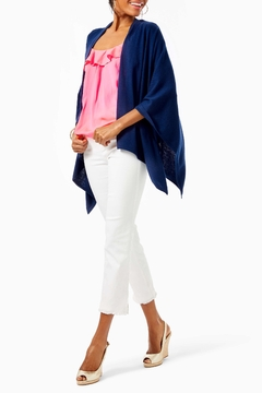 Lilly Pulitzer  Terri Sweater Wrap - Alternate List Image