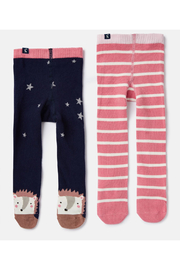 Joules Terrific Tights (2 Pack) - Front cropped