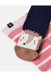 Joules Terrific Tights (2 Pack) - Side cropped