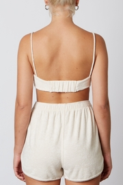 NIA Terry Bralette - Side cropped