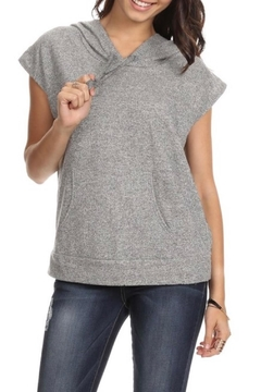 Shoptiques Product: Terry Hood Top