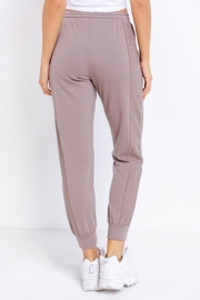 Le Lis Terry Paneled Joggers - Side cropped