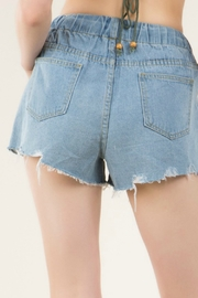 R+D Hipster Emporium  Terry Rope Short - Side cropped