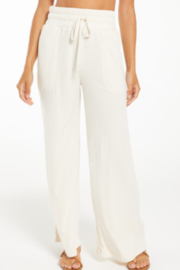z supply Terry Slub pant - Front cropped
